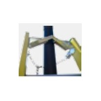 Appoggia palo universale per scale