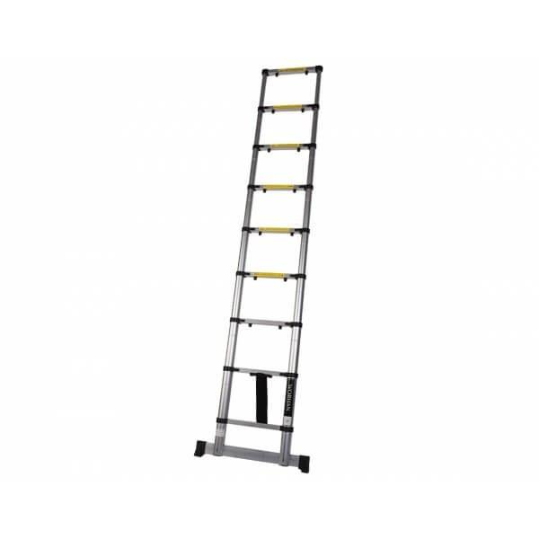 Scala telescopica singola professionale - Scala telescopica alluminio ...