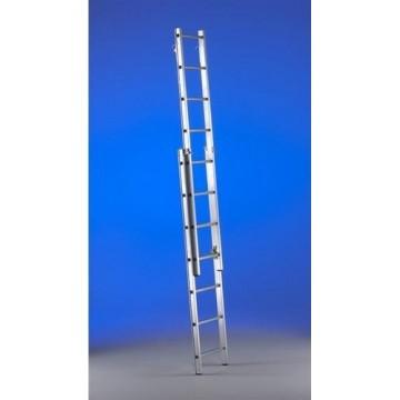 Scaletta interna a sfilo reg. 2.02 3.14 Mt. in alluminio