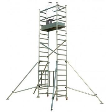 Trabattello alluminio CAPO-1 Facal
