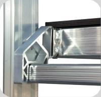 ganci pianale ponteggio trabattello alluminio