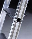 Gradini scala alluminio facal quadra