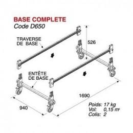 Complete base Doge 65