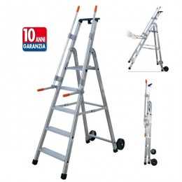 MAYORA 'aluminum work ladder professional double
