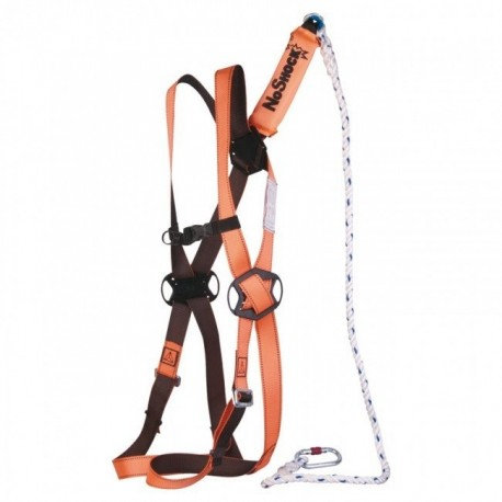 Harness complete with Elara 160 lanyard
