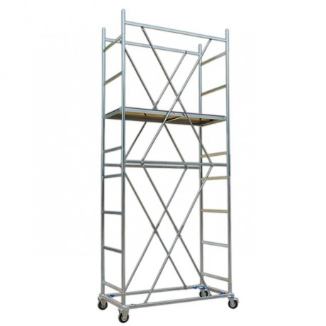 Scaffold REAL PLUS mt 4.60 H. Work with platform