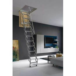 Retractable ladder PANTO