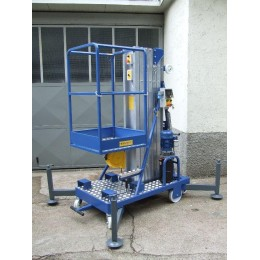 VERTICAL EXTENSION AERIAL PLATFORM 220v or 24v