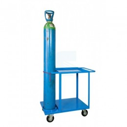 TROLLEY FOR WELDING CYLINDERS