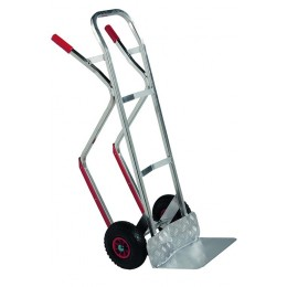 ALUMINUM TROLLEY FOR BAGS, BINS AND CYLINDERS
