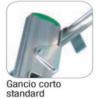 GANCIO CORTO STANDARD PER S15