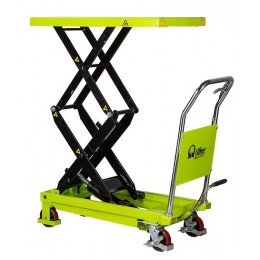 HYDRAULIC MANUAL LIFTING PLATFORM