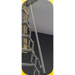 Additional telescopic handrail SCARI