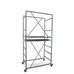 Aluminum step stool PALCO