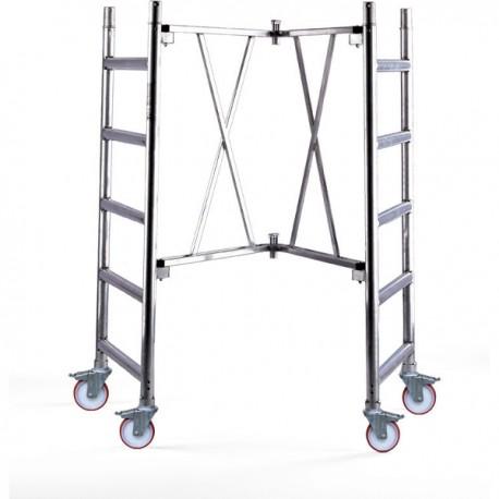 Trabattello Roller Plus S Modulo A In alluminio
