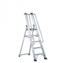 """Aluminum staircase """"REGINA VIP"""""""