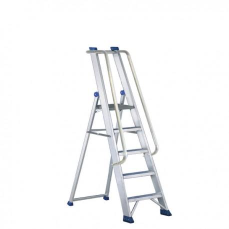 "Escalier en aluminium ""REGINA VIP"""