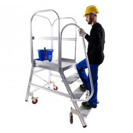 Aluminum bunk ladder Palco