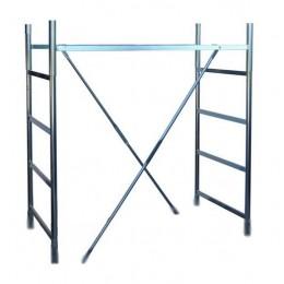Riser mt. 1.20 for Maxi-tris scaffolding model
