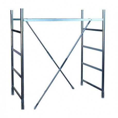 Riser mt. 1.20 for Tris scaffold model