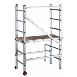 Aluminum scaffold Mago Svelt
