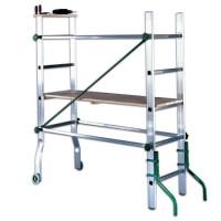 Aluminum scaffold TANO