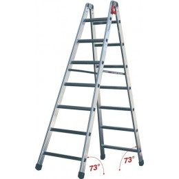 Professional 1 aluminum work ladder