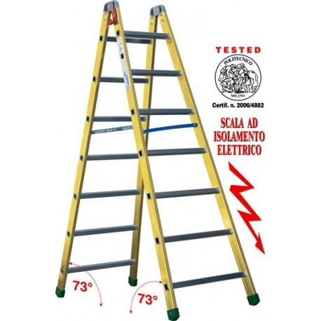 Scala in vetroresina PROFESSIONAL 1