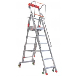 Aluminum bunk ladder Casta