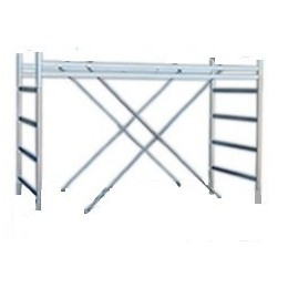 Span riser for scaffolding M8 Da 120 cm.