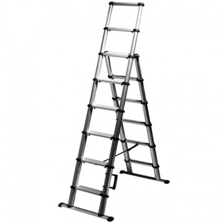 TELESTEPS telescopic ladder h2.30 m