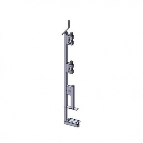 Fall protection parapet MH11FR