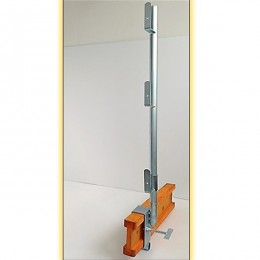 Fall protection parapet for beam H 20cm - MH32