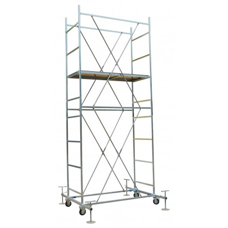 Scaffold REAL PLUS 4.60mt Working