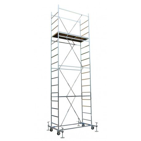 Scaffold MAXI TRIS PLUS H. 6.10 m Working