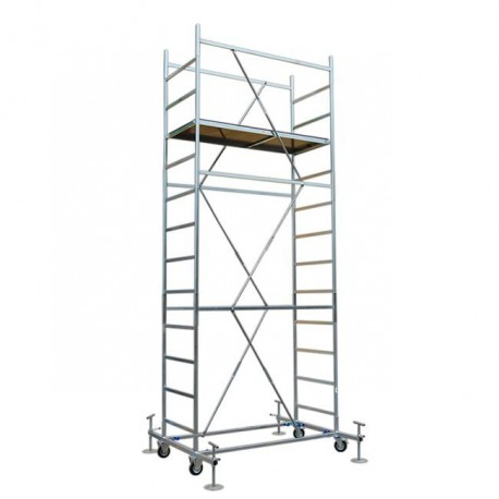 Scaffold MAXI TRIS PLUS H. 5.10 m Work