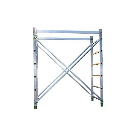 Lifting span of 150 cm scaffolding Doge 80 Facal