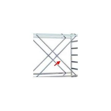 Diagonale campata trabattello