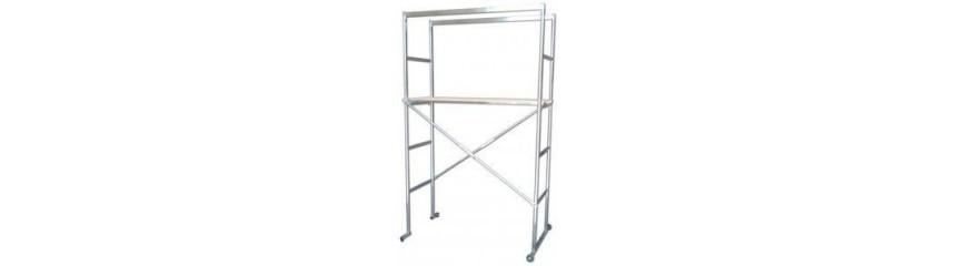 Hobby iron scaffolding