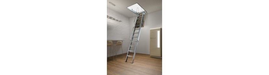 RETRACTABLE LADDERS
