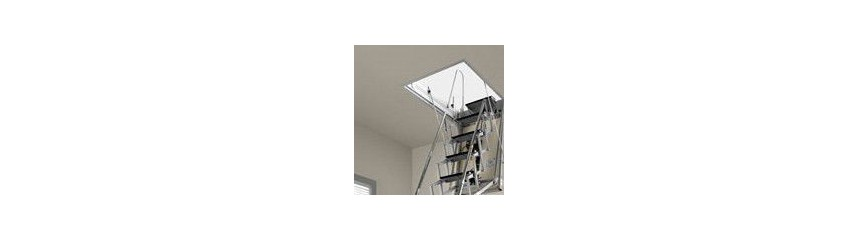 MOTORIZED RETRACTABLE LADDERS